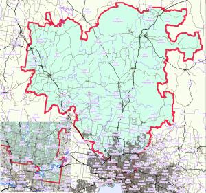 Roxburgh Park Territory Map